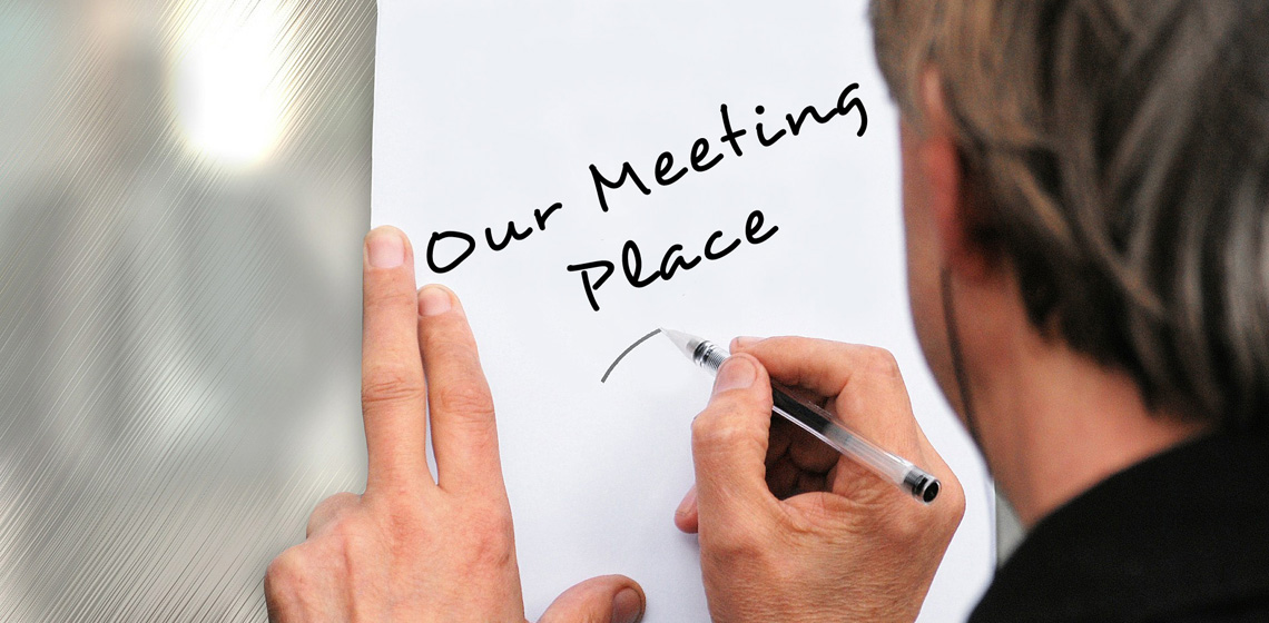 Our Meeting Place